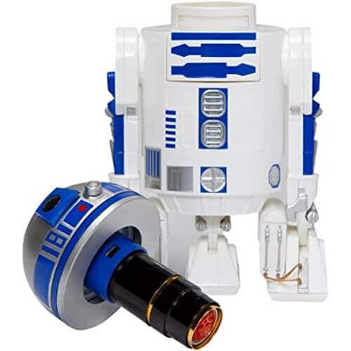 スターウォーズ R2-D2 ネーム印スタンド