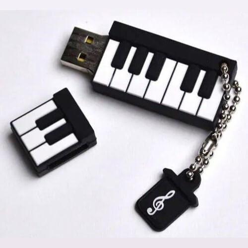 ピアノ型USBメモリ